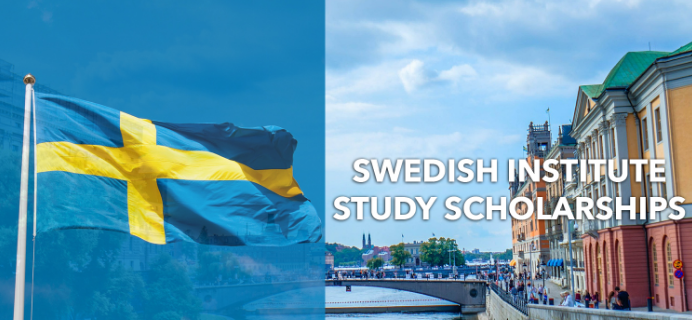 Fully-Funded Swedish Institute Scholarship For Intl. Students, 2018