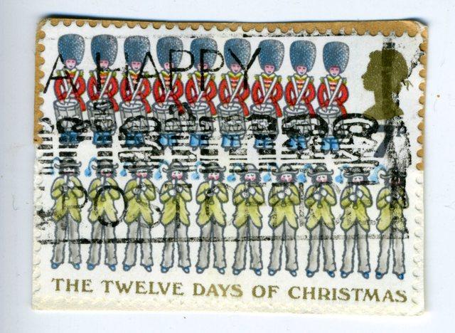 12 days of Christmas!