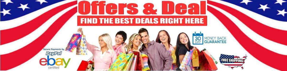 Shooping on line - Ebay Store Deals