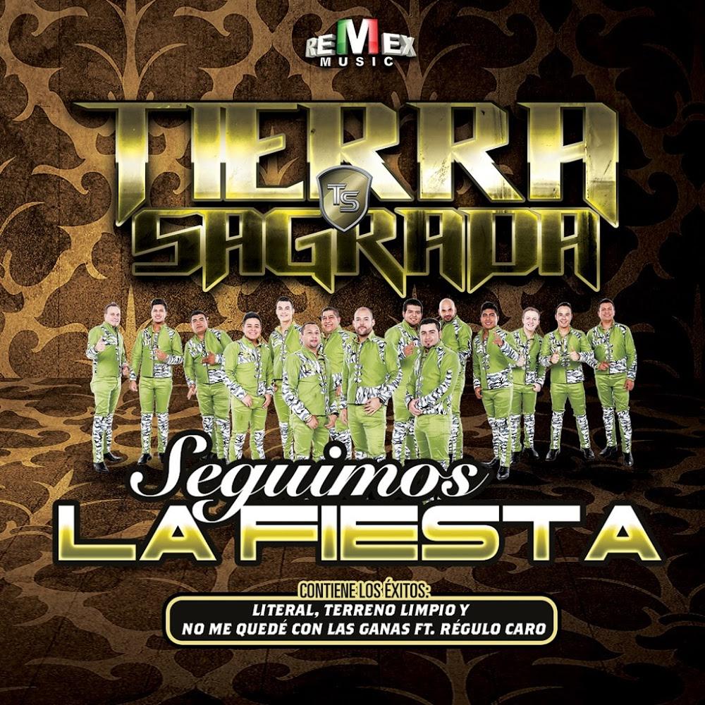 Banda Tierra Sagrada - Seguimos La Fiesta (Álbum 2015)