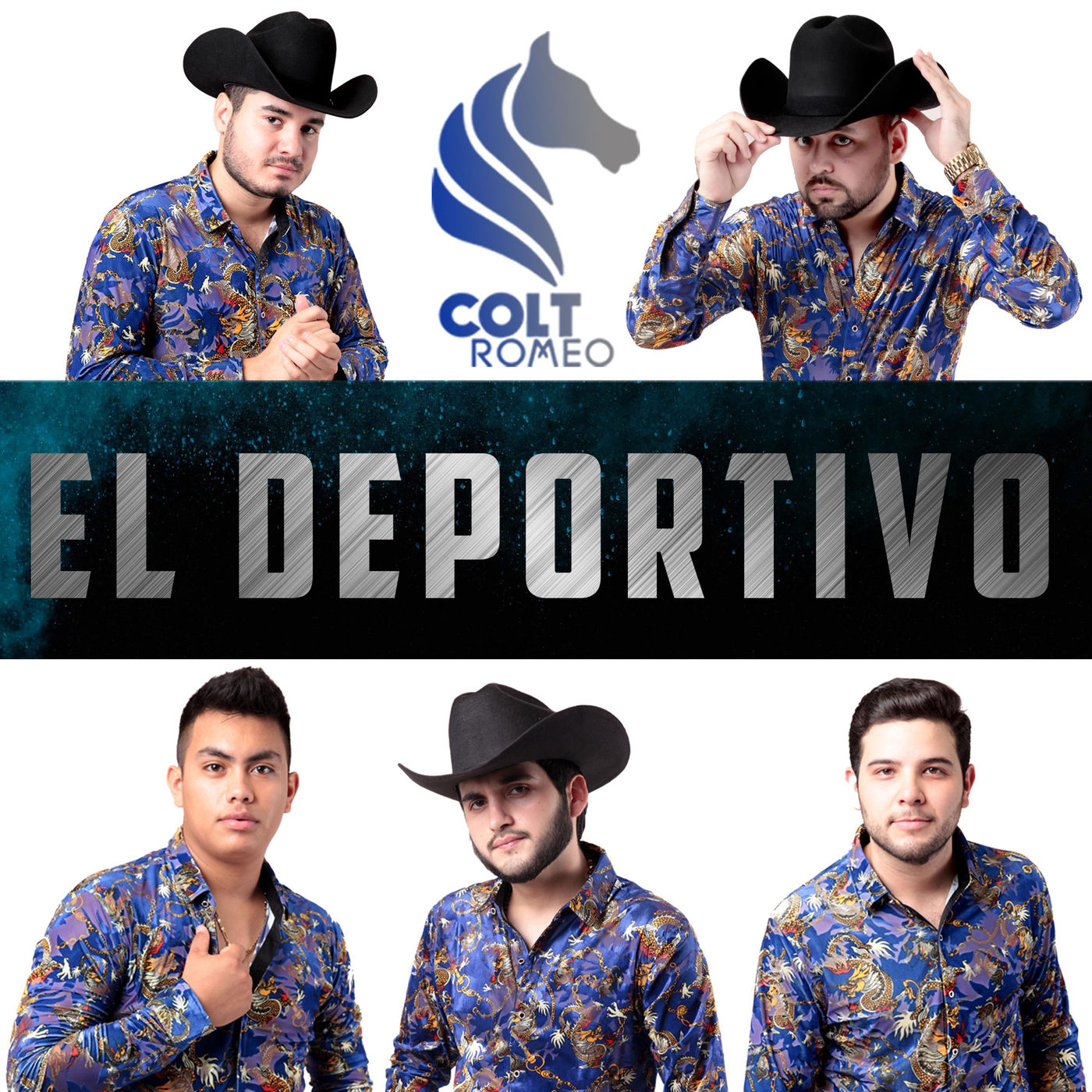 Colt Romeo – El Deportivo (Estudio 2016)