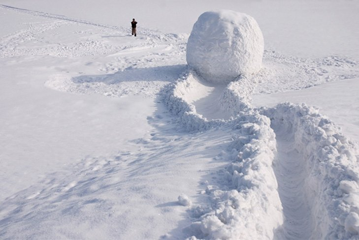 The Snowball of Technical Debt