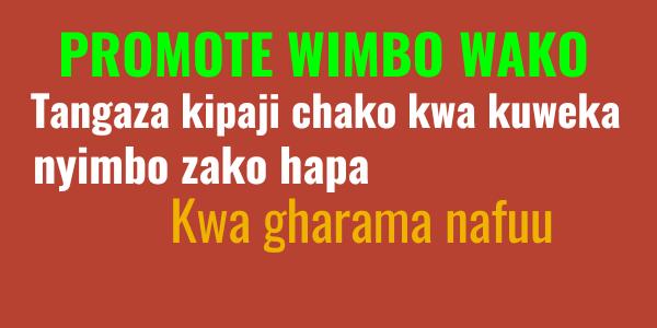 Wasanii chipukizi