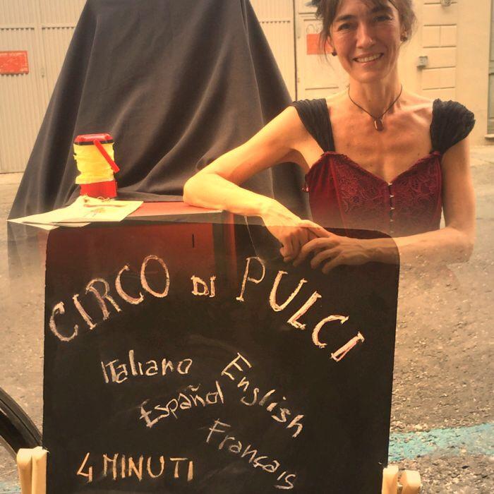 Il circo di pulci di Chiara Trevisan
