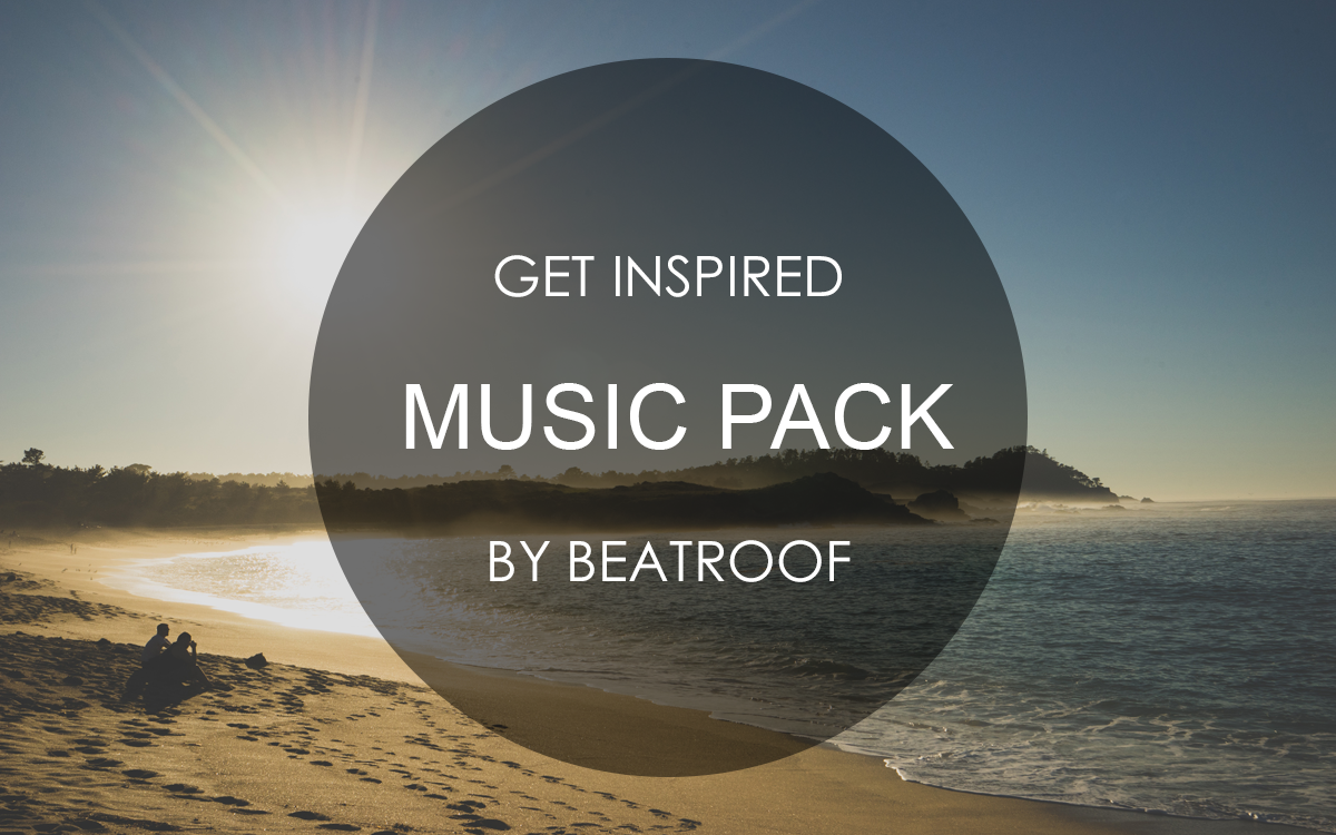 Inspiring Atmospheric Corporate Pack - 1