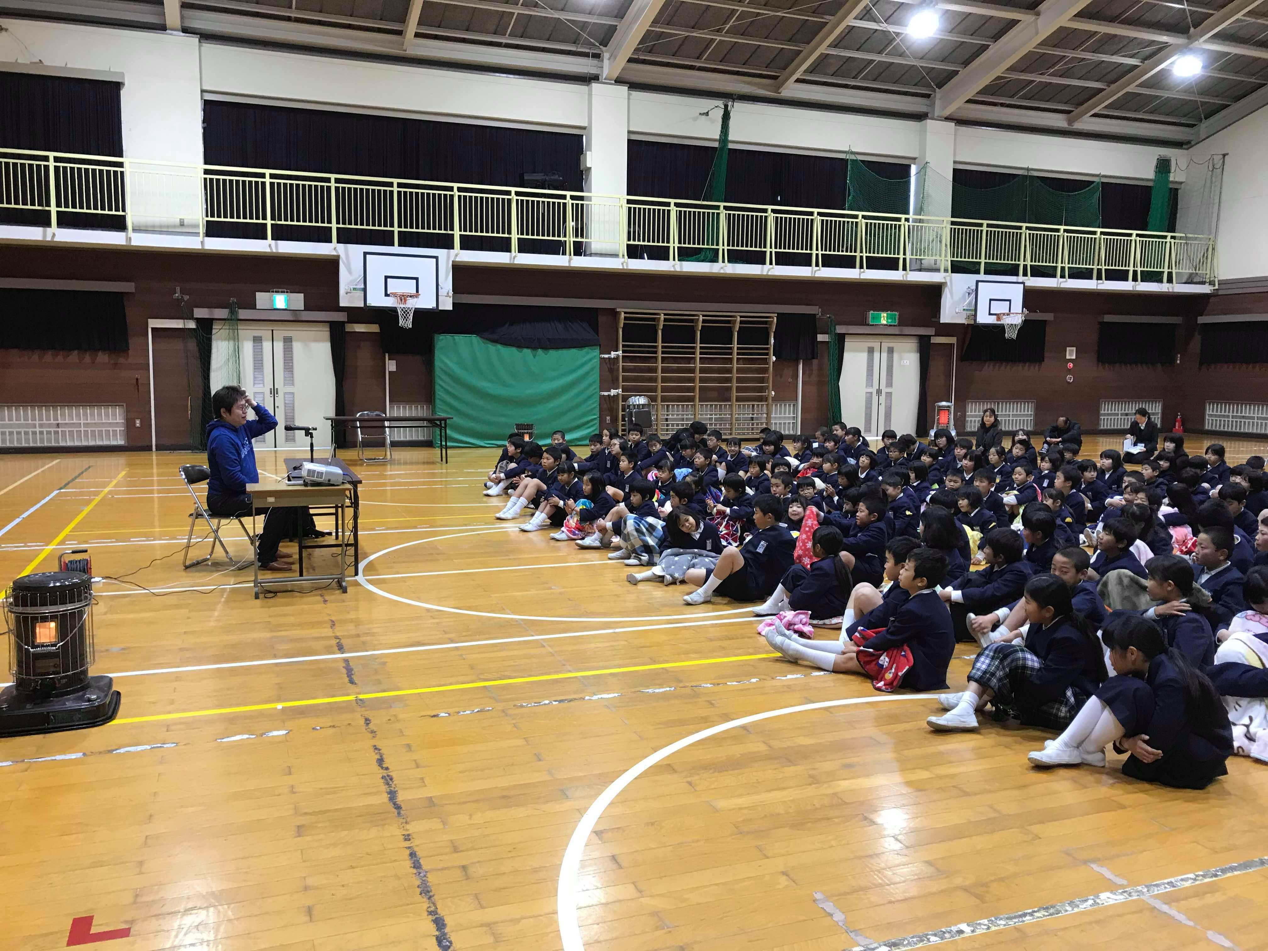 「自由にはたらく」は小学生に伝わるのか?広島県は尾道の小学校で講演してみました