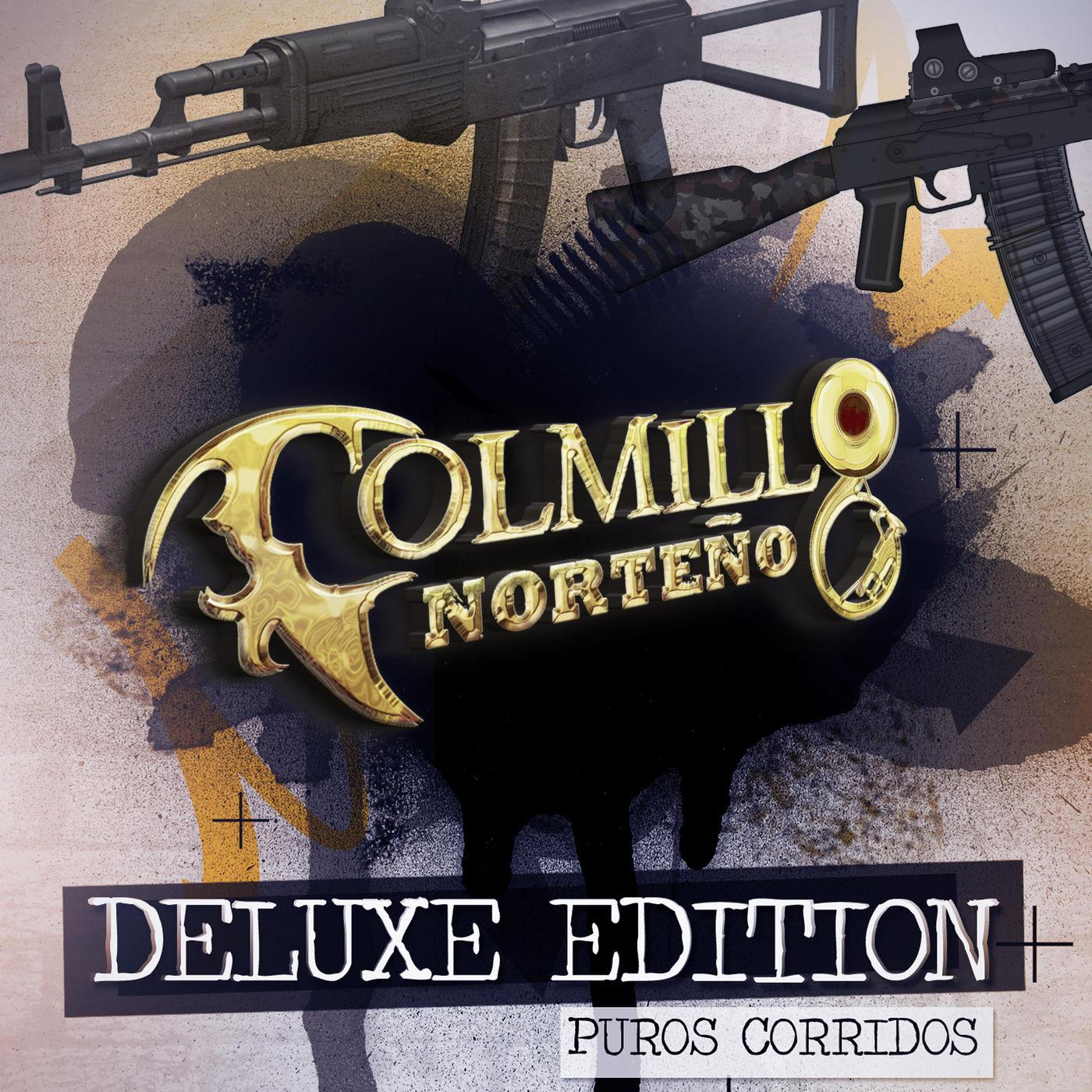 Colmillo Norteño Puros Corridos Deluxe Edition portada
