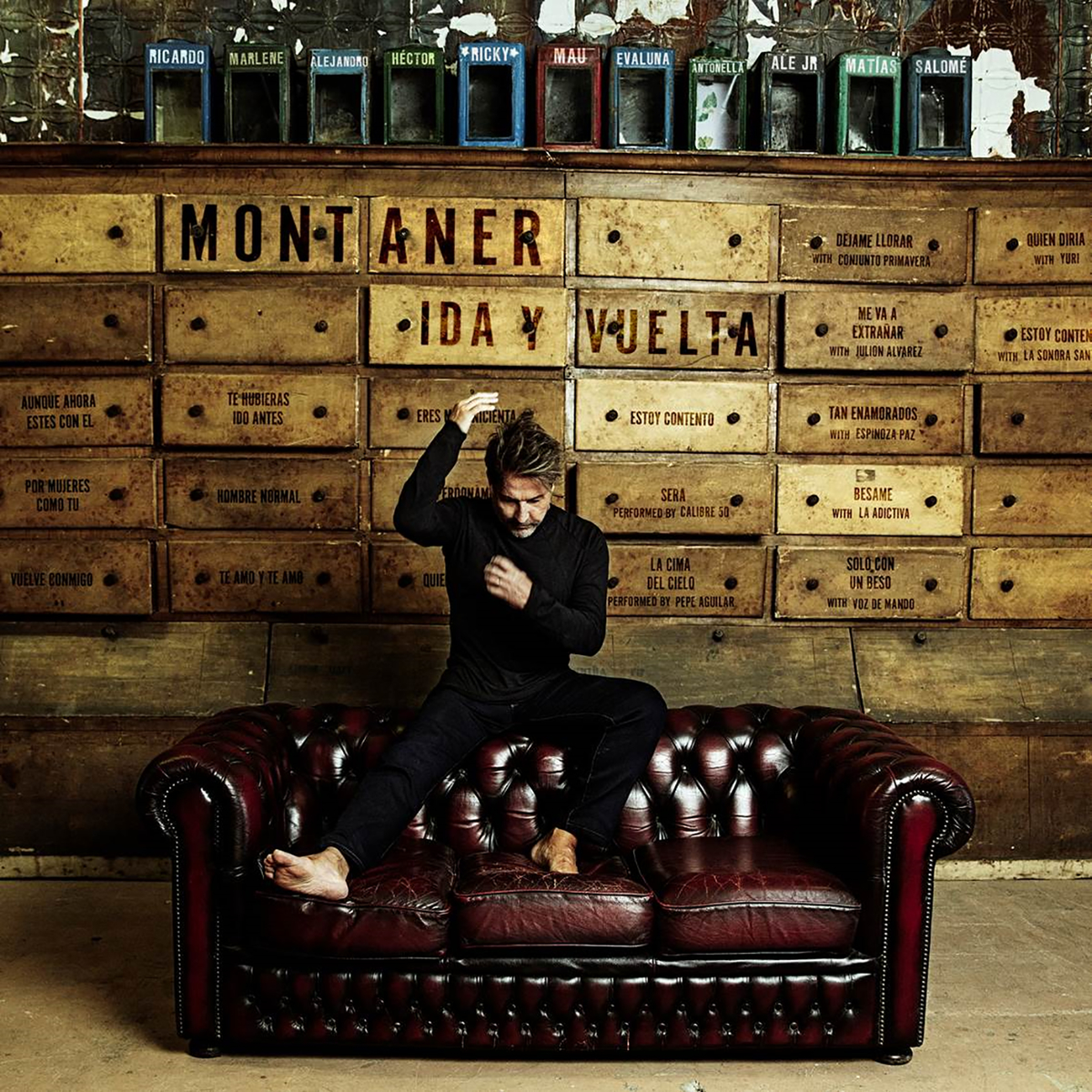 Ricardo Montaner – Ida y Vuelta (Álbum 2016)