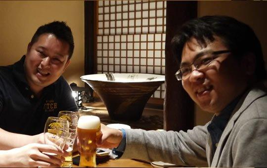 社長同士の居酒屋対談 ハンズラボCEO長谷川社長【後編】