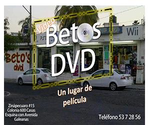 Beto DVD 1