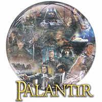 Logo Palantir kodi