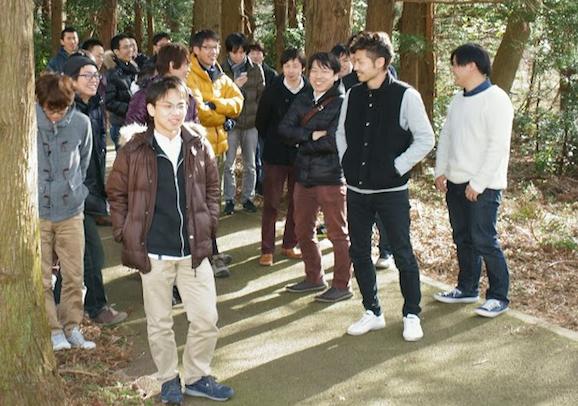 【ソフトウェア職人たちの日常】ソニックガーデン伊豆合宿に潜入してきました!