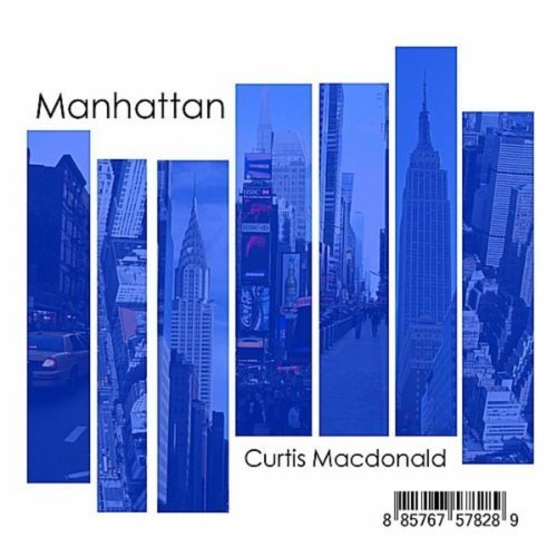 Curtis Macdonald - Manhattan CD Cover