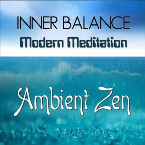 Curtis Macdonald - Inner                                         Balance Modern Meditation -                                         Ambient Zen - CD Cover