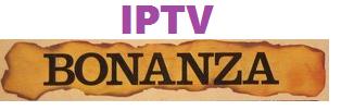 Logo IPTV Bonanza kodi