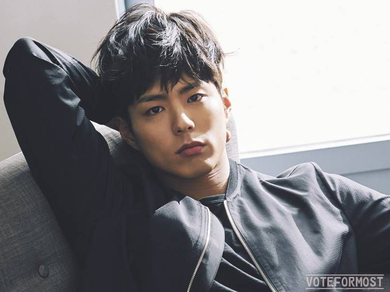 Park Bo-Gum - Most Handsome Korean Actors 2017