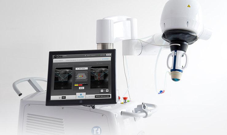 Echopulse – это уникальное оборудование для ультразвуковой HIFU-терапии