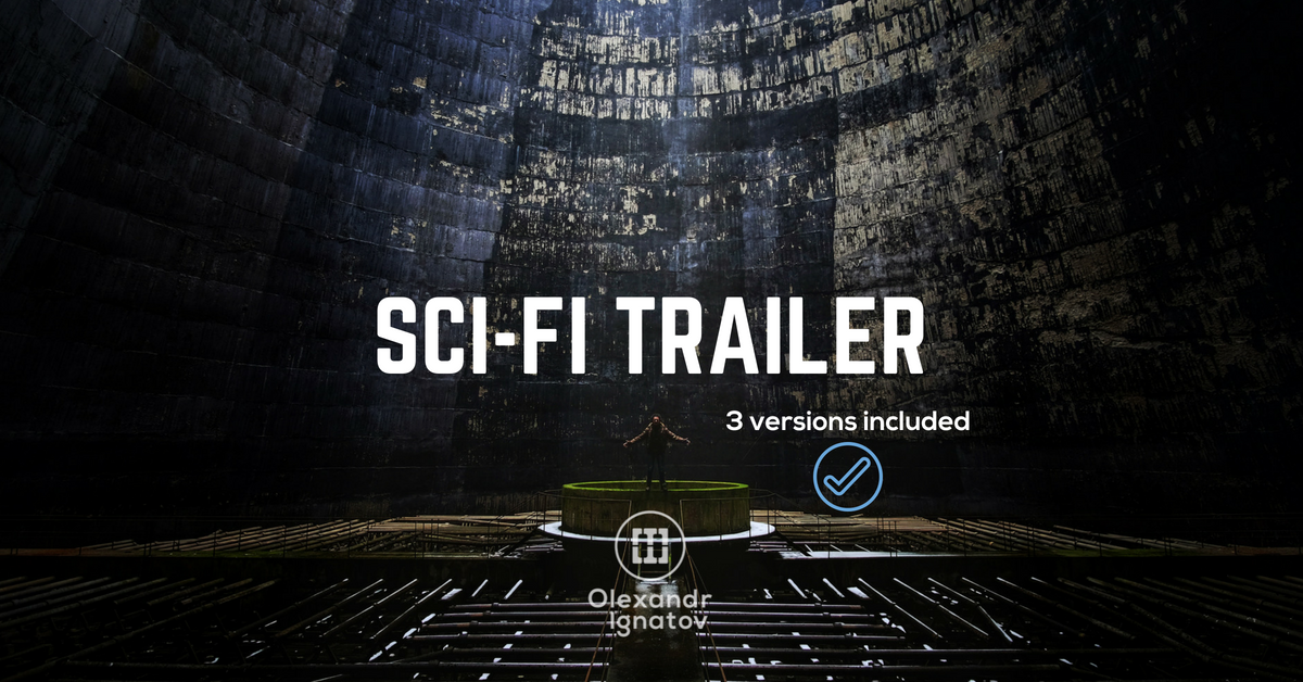 Hybrid Sci-Fi Trailer - 1