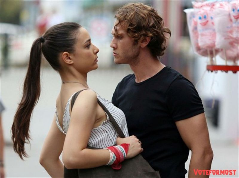 Aras Bulut Iynemli Damla Colbay Best Turkish Tv Series Couples
