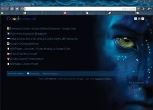 avatar тема для google chrome