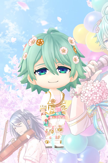 桑門碧 桜時祭
