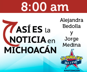 Noticia Apatzingán