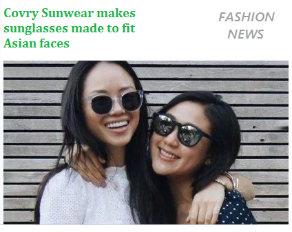 sunglasses for Asian bone structures