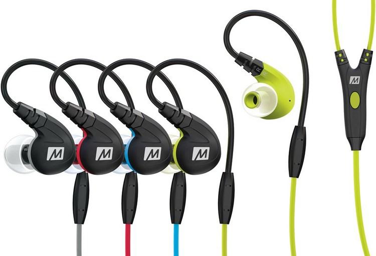 MEE Audio M7P אוזניות ספורט