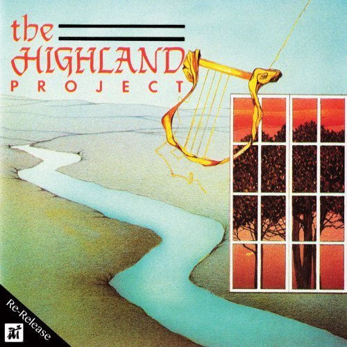 Curtis Macdonald - The Highland Project CD                         Cover