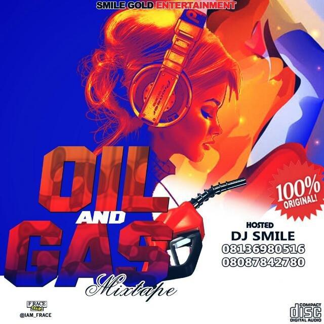 DJ Smile -Oil-Gas mix (08136980516
