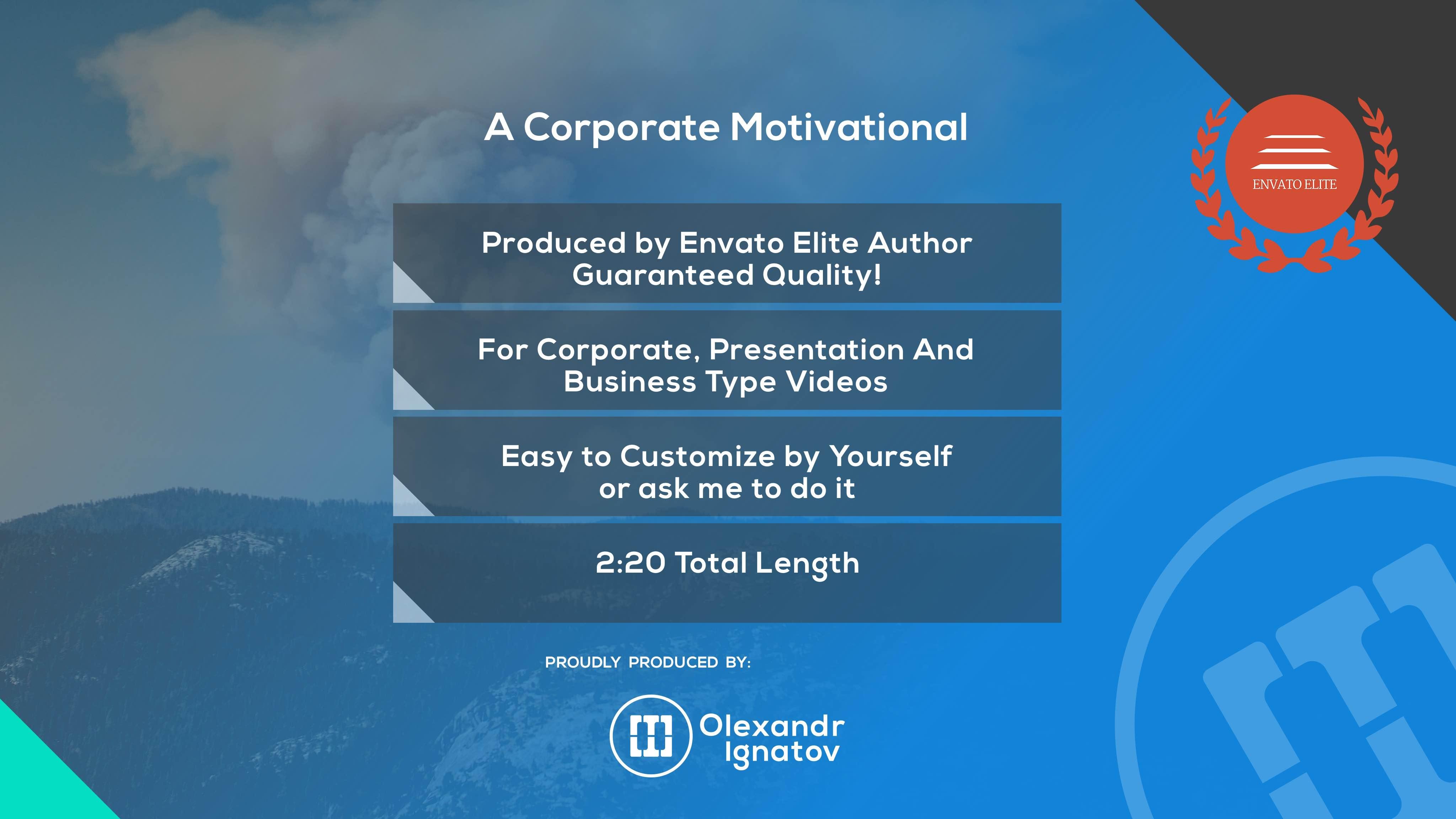 A Corporate Motivational - 2