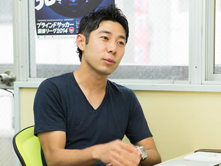 株式会社Criacao代表取締役COO 剣持 雅俊氏