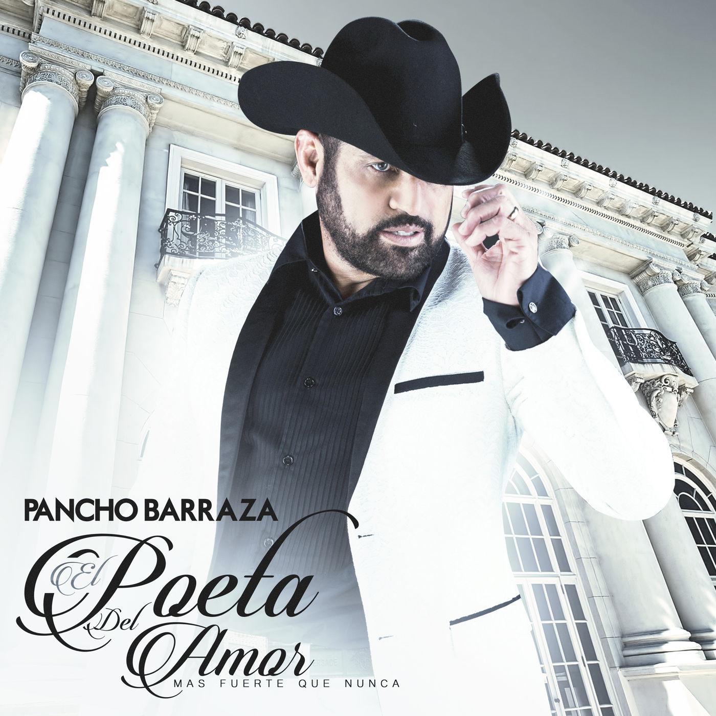 Pancho Barraza – Mas Fuerte Que Nunca (Álbum 2016)