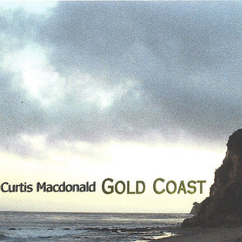 Curtis Macdonald - Gold Coast CD Cover