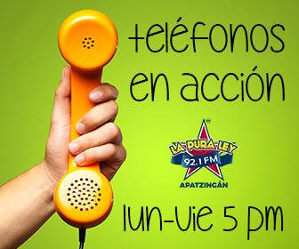 Teléfonos en acción