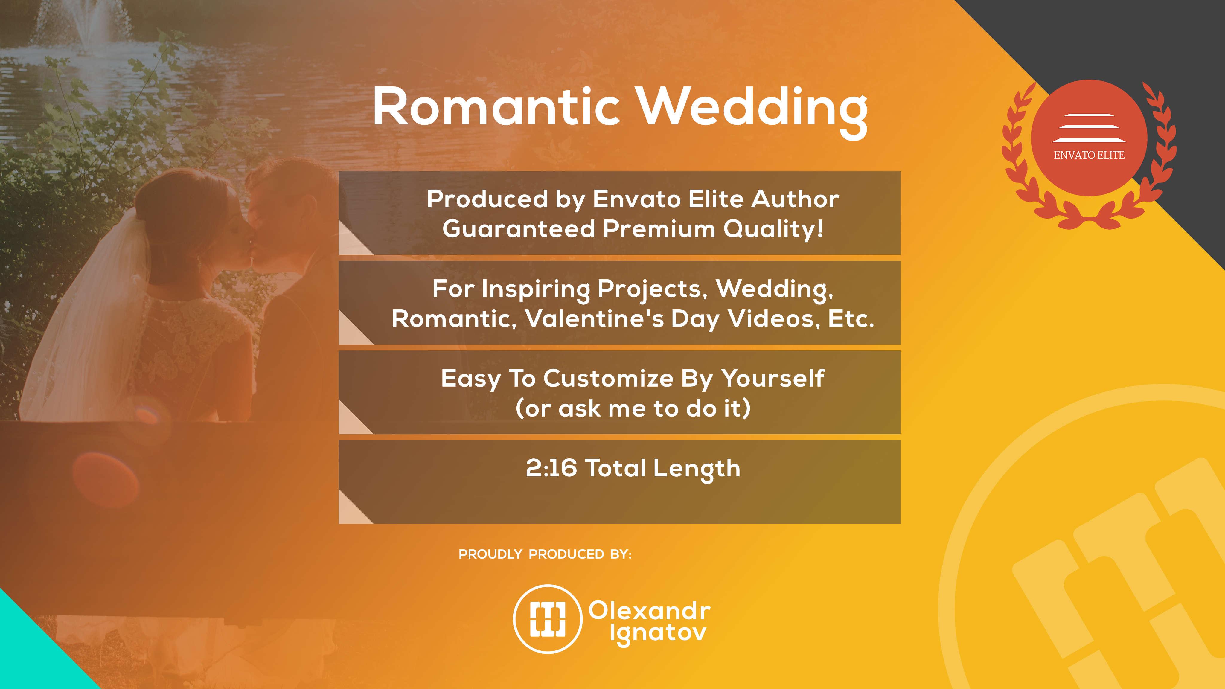 Romantic Wedding - 9