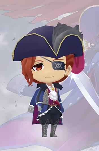 皇アラン 海賊団
