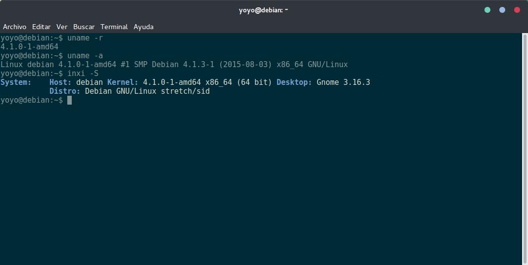 Debian testing (stretch) nos regala el Kernel 4.1, te lo cuento ...