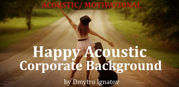 Happy Acoustic Corporate Background - 1