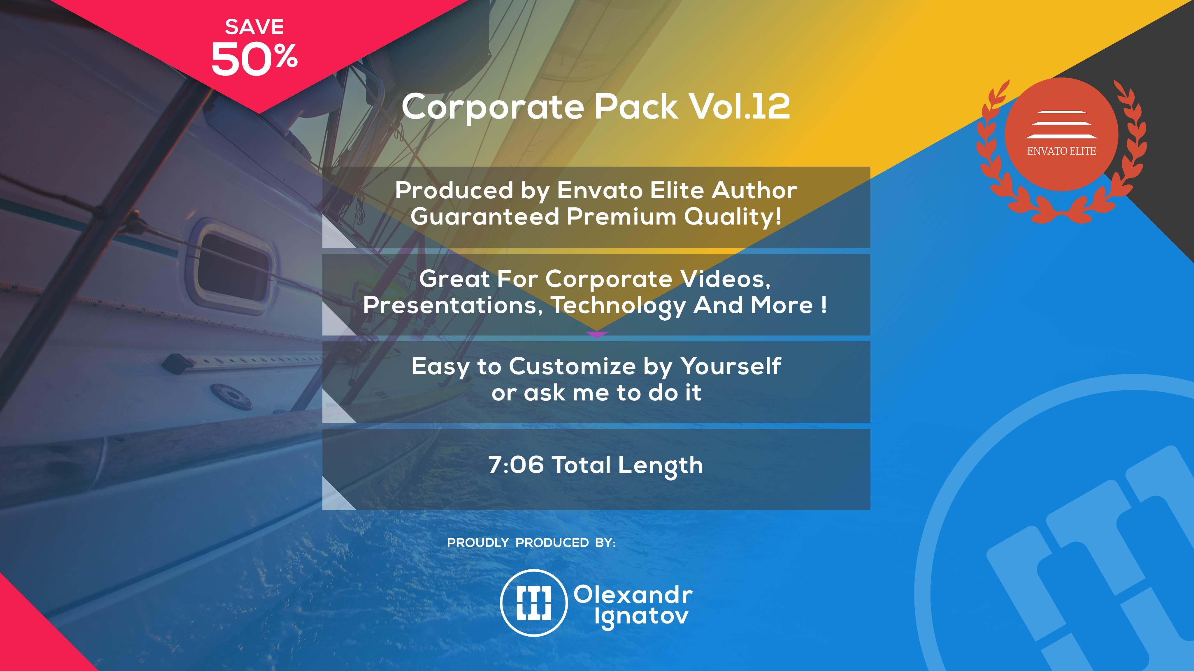 Corporate Pack Vol.12 - 2