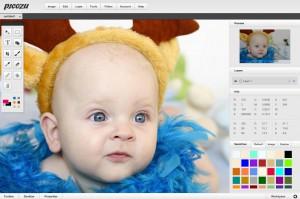 отредактировать фото в браузере