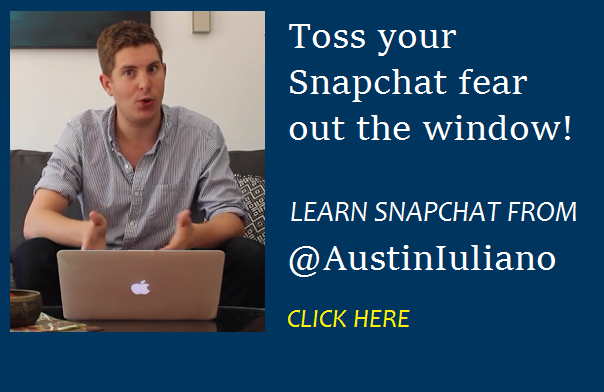 Snapchat AustinIuliano
