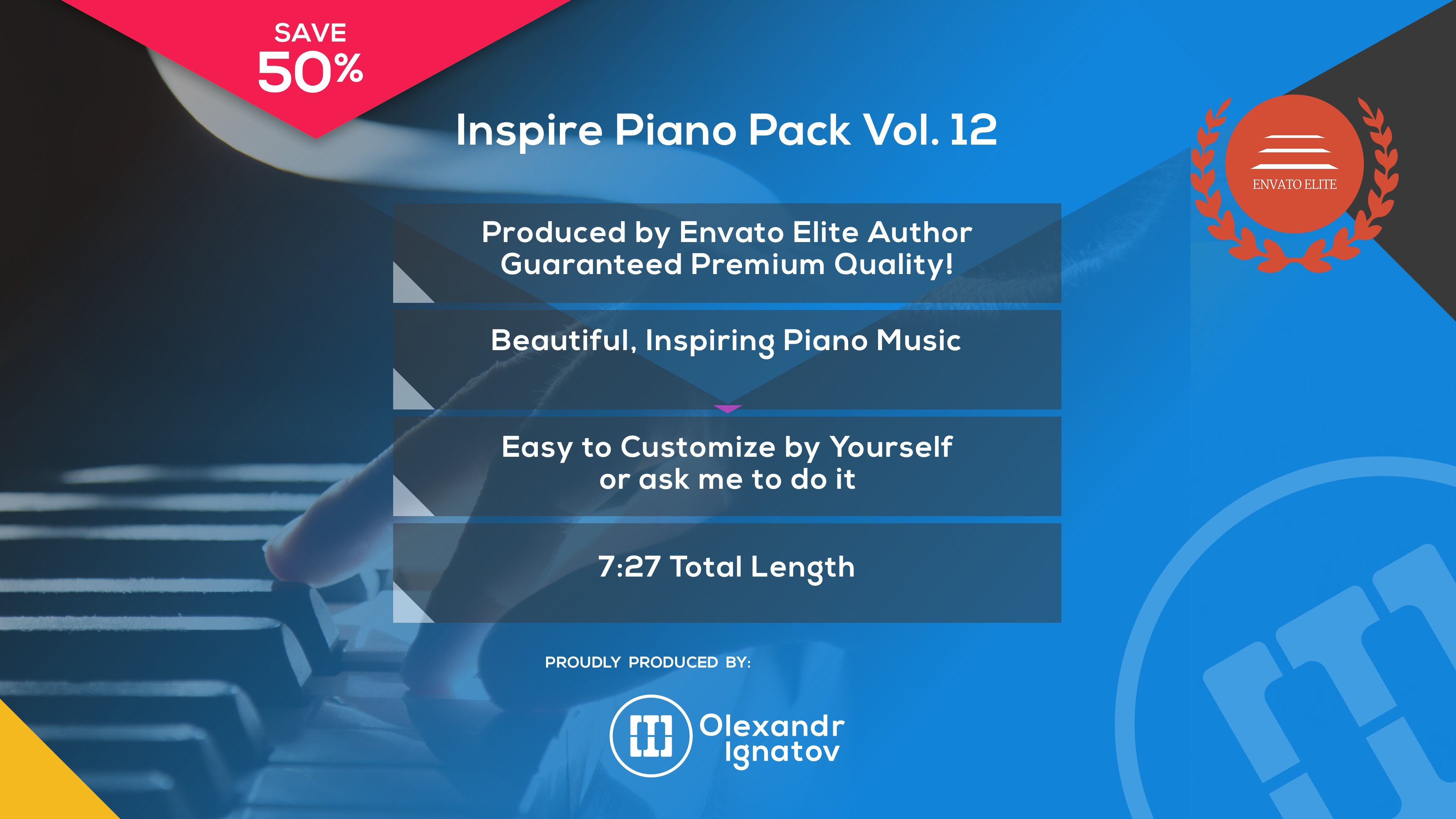 Inspire Piano Pack Vol. 12 - 9