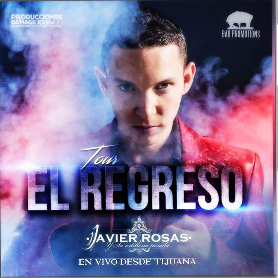 Javier Rosas – En Vivo desde Tijuana (Álbum 2016)