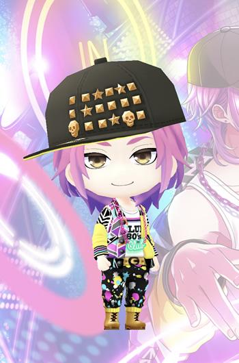 桃越ハル DJ☆REMIX