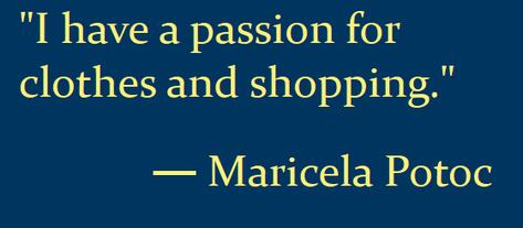 Maricela Potoc quote