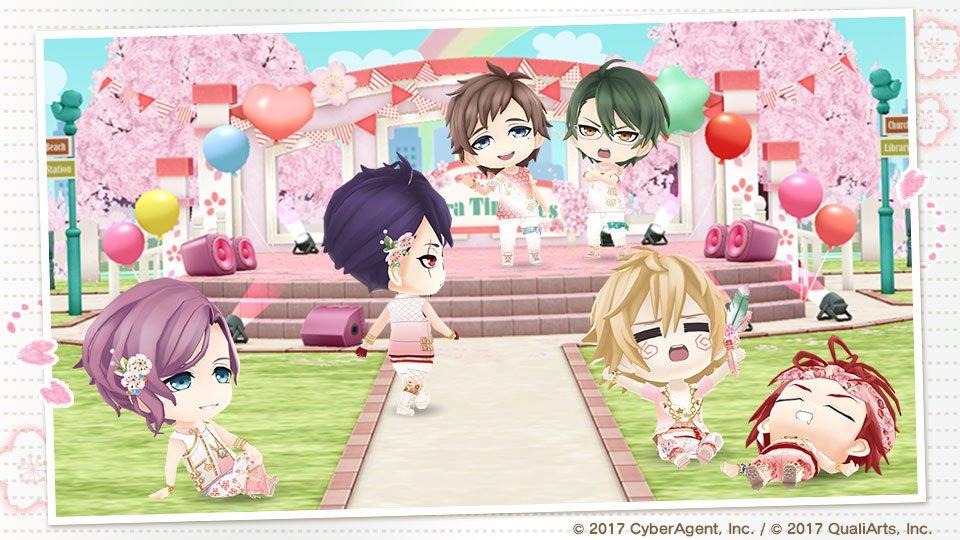 ボイきら イベント つないで!アンコール 桜時祭編