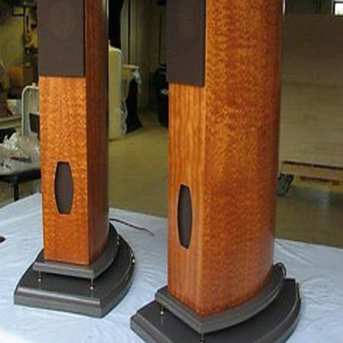 1x quartz plinth 30x30x3cm speaker isolation platform with for Quartz kitchen platform