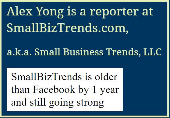 Alex Yong journalist columnist reporter content creator