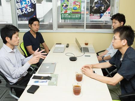 「障がい者スポーツ史上初の有料化の試合を行いました」と語る松崎氏